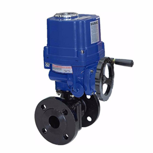 Q941F Electric Flanged Ball Valve