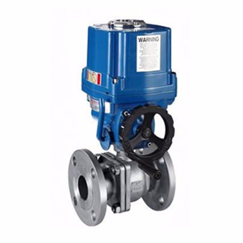 XD941F-16 Electric Explosion-proof Ball Valve
