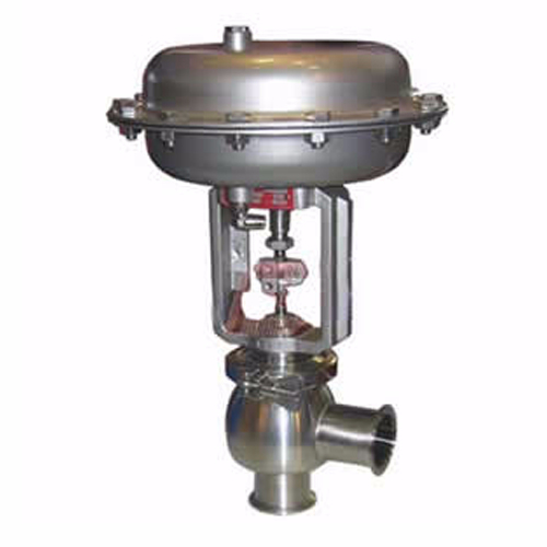ZTRS Hygienic Pneumatic Film Regulating Valve