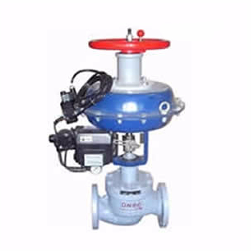ZJSP Pneumatic Cage Regulating Valve