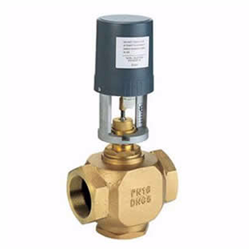 VB3200 proportional integral electric two-way valve