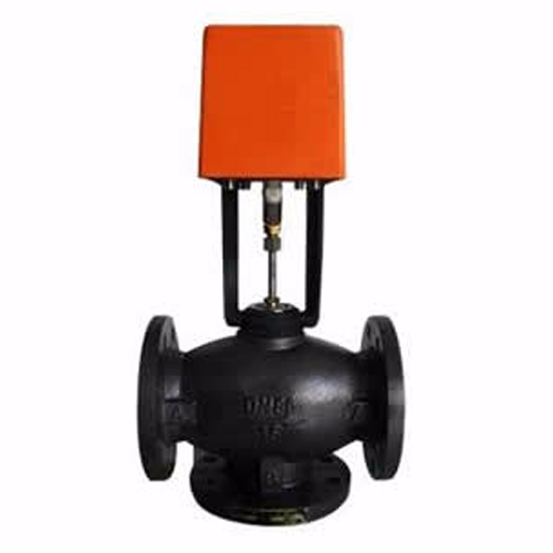 VB7300 proportional integral electric three-way valve
