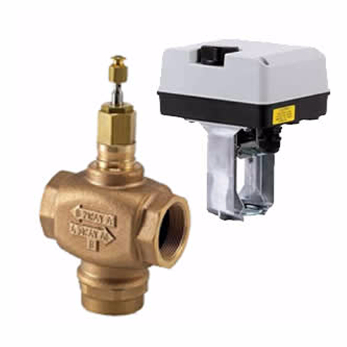 V5013P Honeywell Electric Three-way Valve