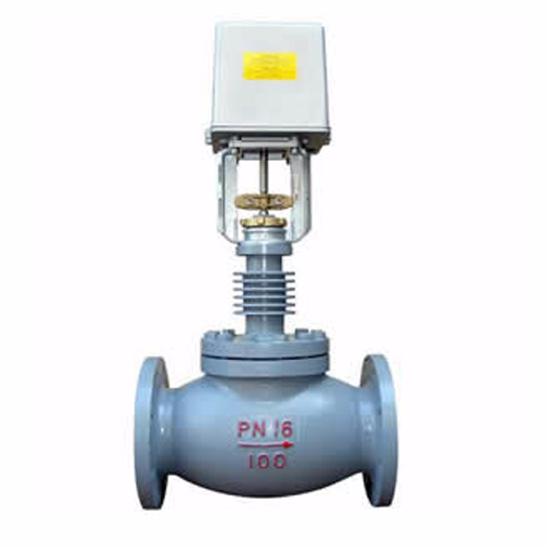 VB7200 Electric Two-way Steam Regulating Valve