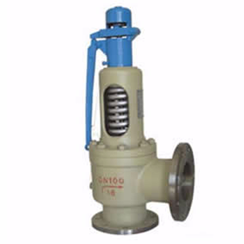 A48Y, A48H Spring Fully Open Safety Valve