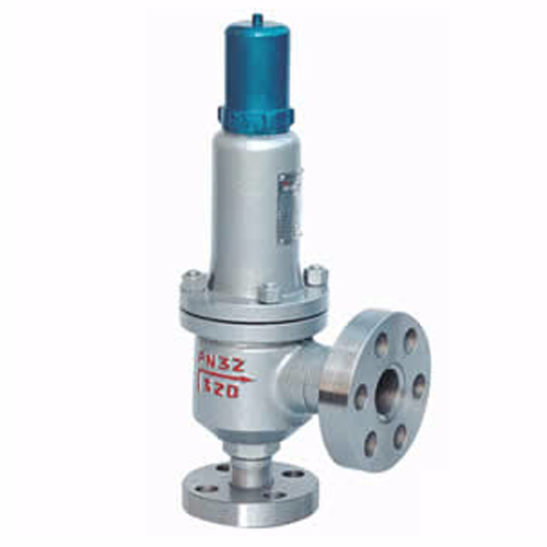 A42Y-160/320 fully open closed high pressure safety valve