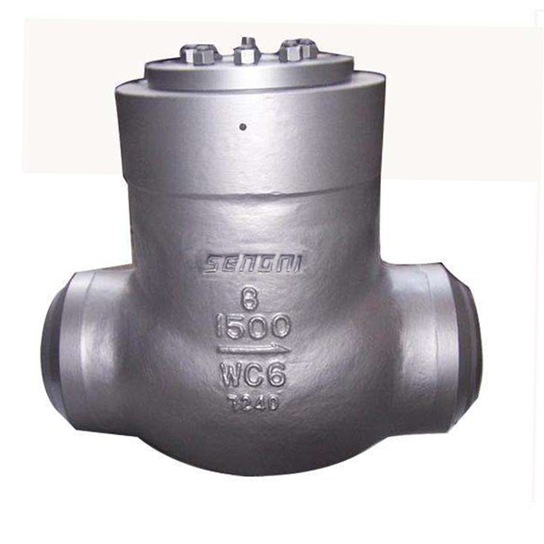 Self-sealing Check Valve for Power Station