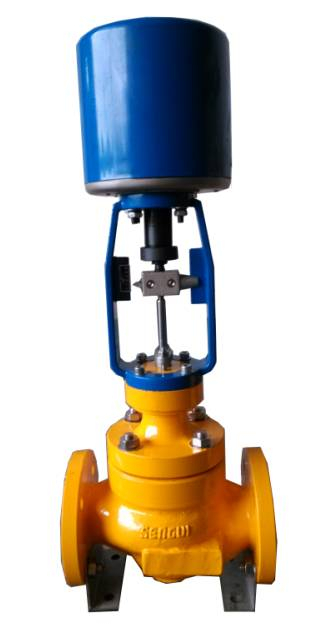 CV3000 Electric Single Seat Regulating Valve